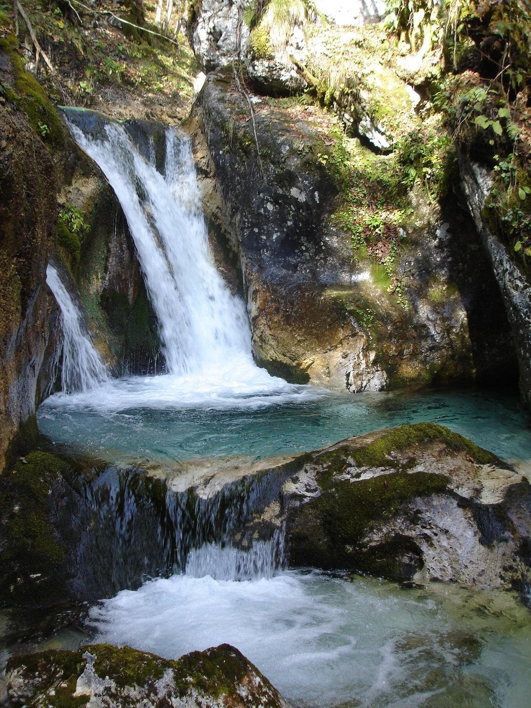 Il torrente Stien